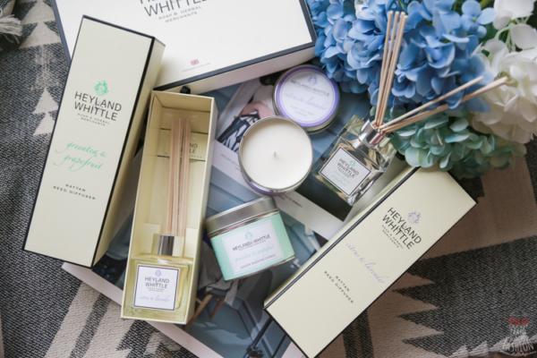 【香氛】用英國名媛愛用的Heyland&Whittle英倫薇朵香氛,打造英式優雅的居家時尚