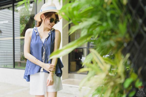 【穿搭】艾蜜Korea。初夏一起用最舒適的棉麻度過吧!!