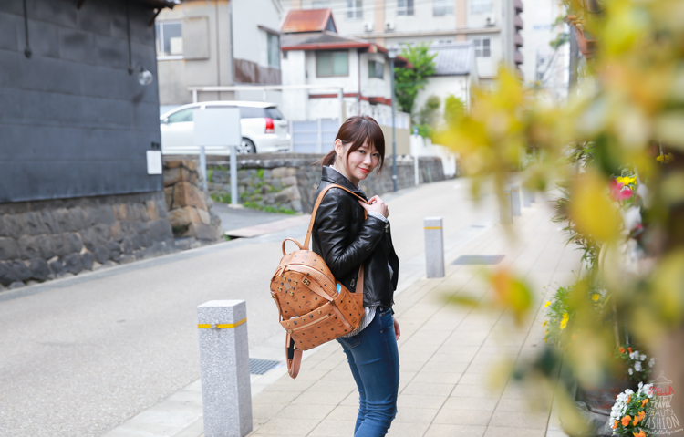 【日本。名古屋】春季四月份,4天3夜旅行穿搭