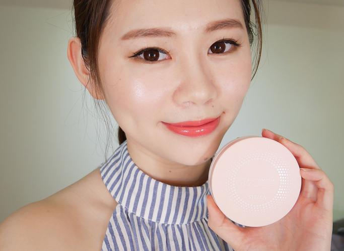 【夏季底妝】吸油神器!史上最吸油最持妝的氣墊粉餅~BeautyMaker零油光晶漾持妝氣墊粉餅