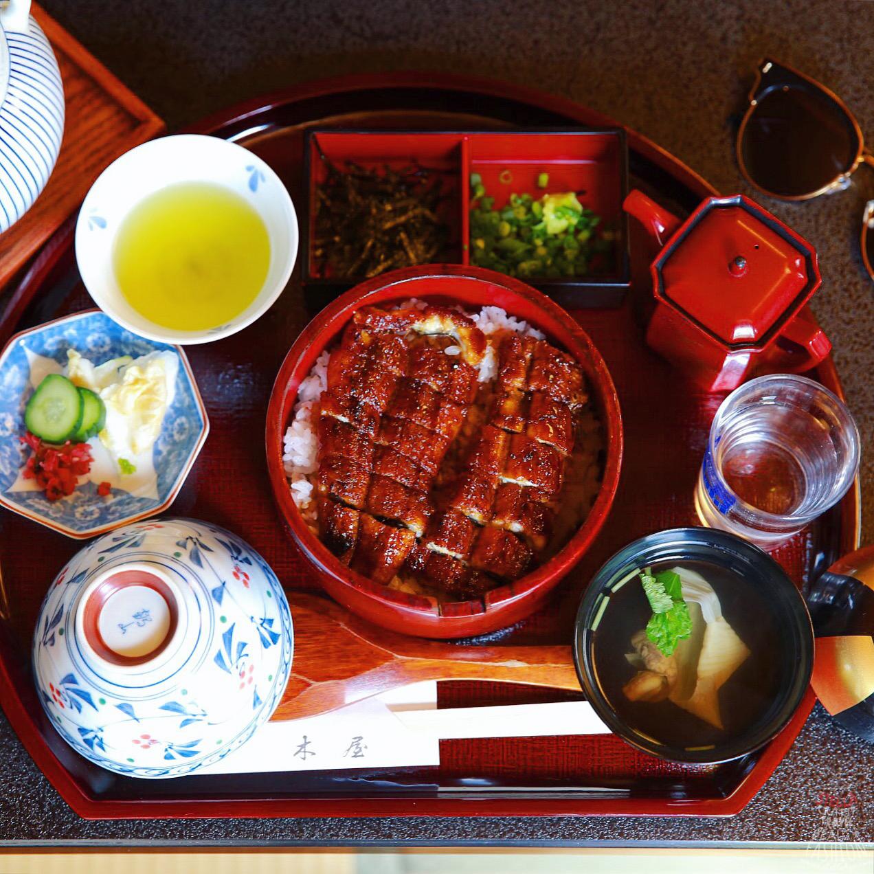 【名古屋】必吃鰻魚飯三吃。當地人最愛的百年名店「鰻木屋」,一天只賣3.5小時喔
