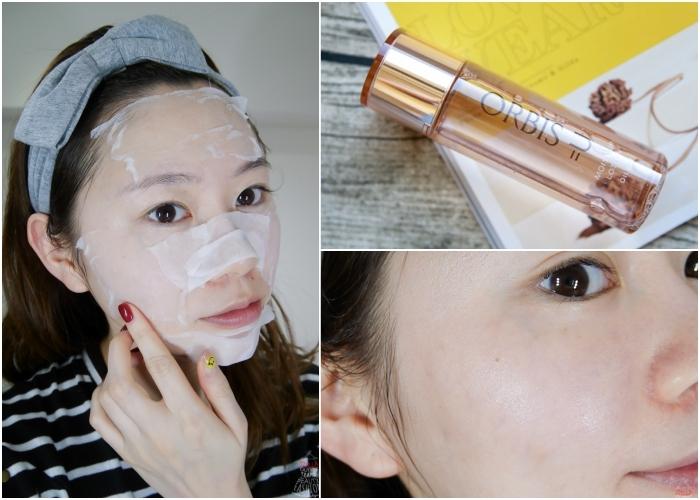 【保養】每個女孩都專屬的ORBIS=U潤澤活顏化妝水,濕擦濕敷兩種用法打造光滑透亮美肌