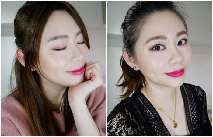 【妝容】用韓妝人氣品牌I'M MEME眼彩盤,打造2個女人味十足的Holiday Look