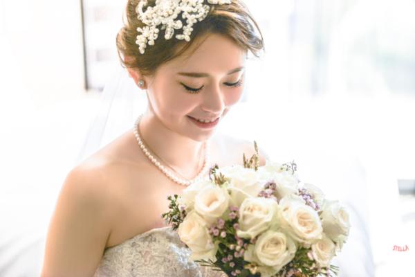【Wedding】我的「朵朵時光」幸福新娘捧花分享♥︎