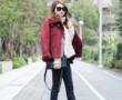 【日穿搭】最有口碑的顯瘦牛仔褲Acne Studios Skin 5 Jeans+毛帽+Fauré Le Page托特購物包