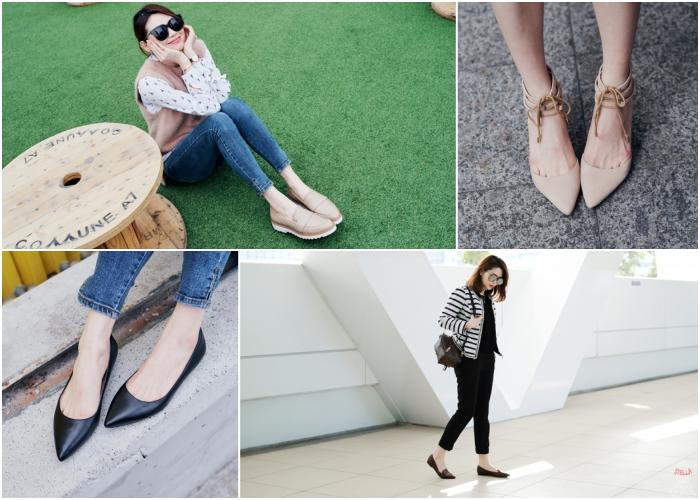 【鞋】LisaVicky超好穿!OL小資女們必備鞋,舒適不磨腳,價格可愛唷~