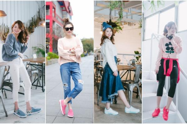 【鞋】超萌Royal Elastics x Hello Kitty聯名款,不用綁鞋帶超舒適方便!!