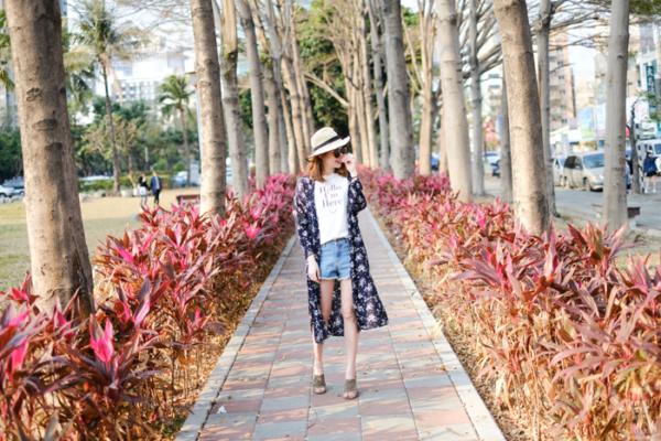 【穿搭】Mercci22平價高質感,波希米亞感的早春度假風