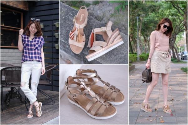 【鞋】兼具「舒適」與「時尚」的德國品牌Gabor,必備春夏涼鞋分享