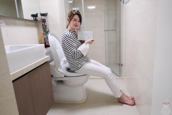 【Home】回不去的優雅如廁,TOTO免治馬桶,不能沒有它呀!!