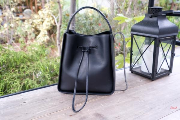 【開箱】輕奢極簡風水桶包正夯:3.1 Phillip Lim Soleil Small Bucket Bag