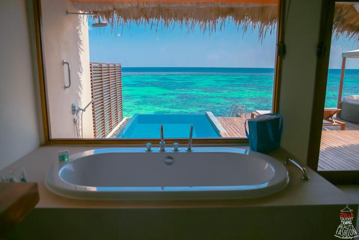 【馬爾地夫蜜月必住】W美夢島水上屋,超頂級海上別墅W Retreat & Spa Maldives
