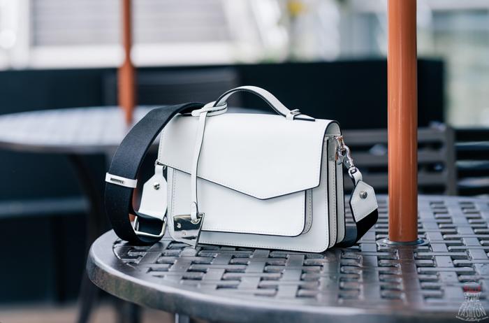 【開箱】Botkier美國正夯的輕奢包:Botkier Cobble Hill Cross Body Bag
