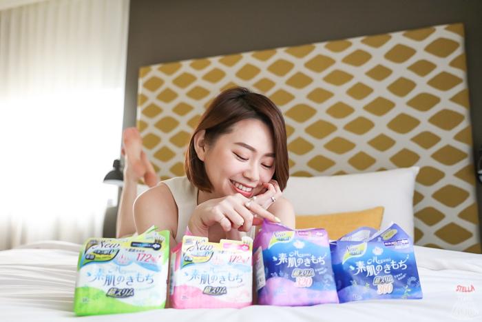 【推薦】日本熱賣@cosme第一名的elis愛麗思衛生棉,棉柔不悶膩,超清爽舒適