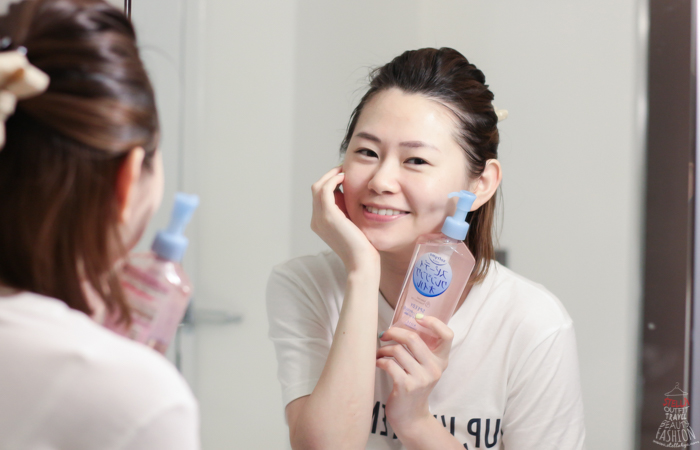 【開架】日本熱賣推薦:softymo絲芙蒂乾濕兩用瞬淨卸粧油,睫毛膏也可輕鬆卸