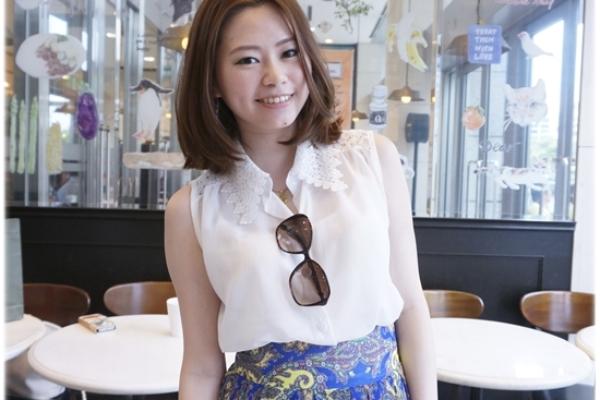 【微穿搭】2套藍與白的夏日清爽私服