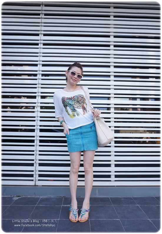 【Daily Outfit Recap】July,炎炎夏日啊!