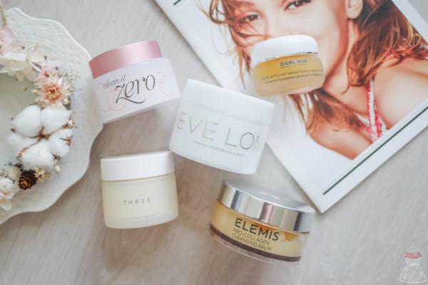 【2020卸妝推薦】5款好用卸妝霜評比分享