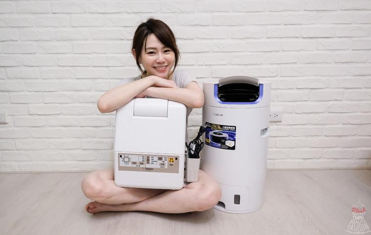 【生活家電】象印智慧烘乾烘被機&360°衣物乾燥除濕機,小家庭必備,揮別濕冷
