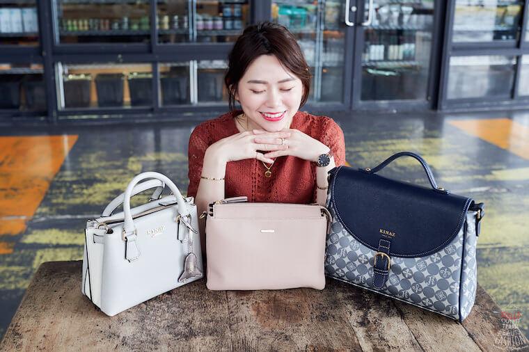 【包包推薦】Kinaz包小資女必備,年輕時尚又流行百搭