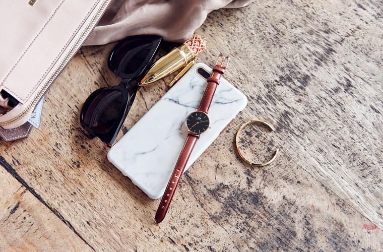 【DW新錶開箱】Classic Petite 28mm,這尺寸超精緻優雅啊!