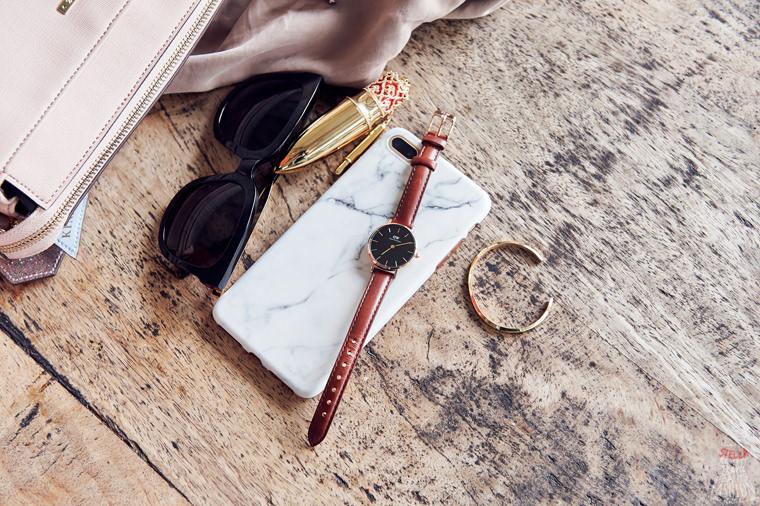 【DW錶開箱】2018禮物推薦:適合女生的手錶款式DW Classic Petite 28mm(優惠碼dw520)-Daniel Wellington