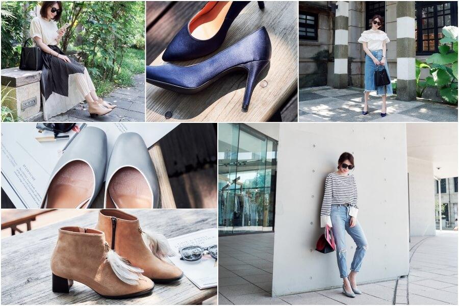 【鞋】台日混血美鞋,S&T Studio秋季3雙鞋靴分享