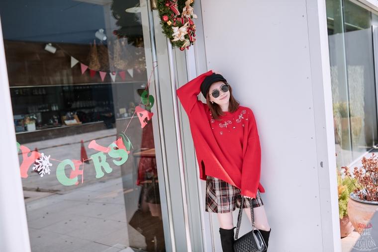 【穿搭】冬季OUWEY歐薇名品穿搭,原來要穿得時尚這麼簡單!