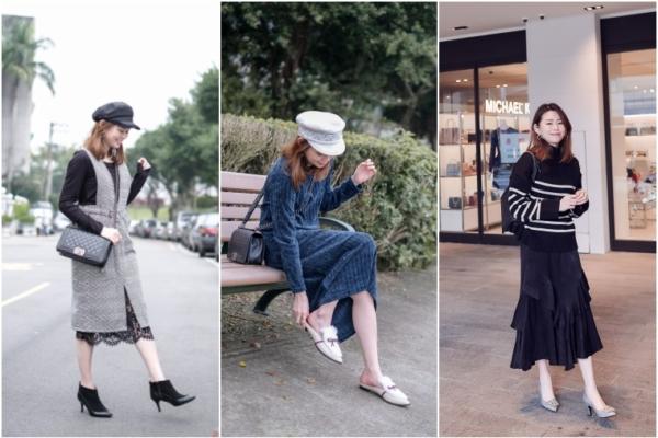 【鞋】S&T Studio秋冬新款好燒啊,經典中帶點小設計感,超美又超舒適!