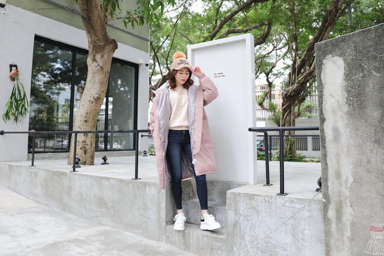 【穿搭】2018韓貨艾蜜一月號。冬季微甜優雅這樣穿x6套