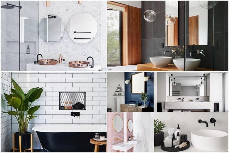 【Home】裝潢靈感⎟浴室廁所Bathroom