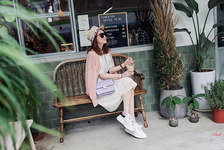 【穿搭】2018艾蜜韓貨三月號,早春跟上最夯Pantone流行紫外光色!