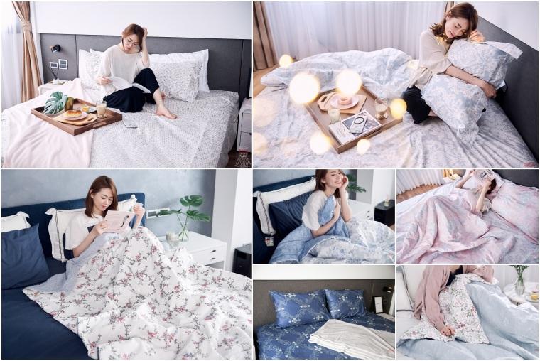【已結團】超殺優惠價!BBL Premium春夏床組、質感涼被、羽毛枕頭、隨行毯,幫房間換上清爽床組吧!