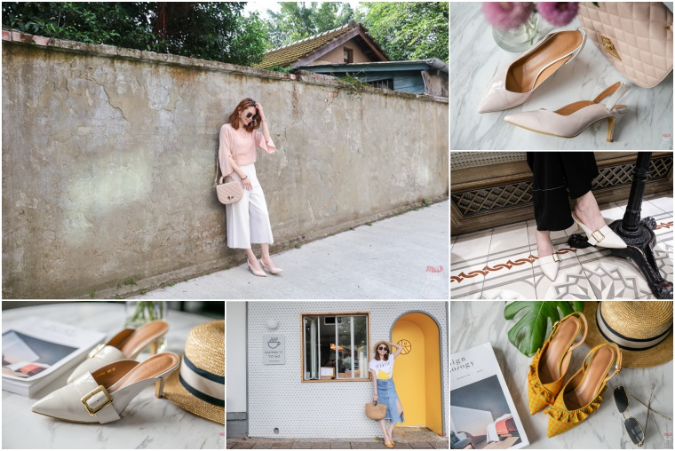 【鞋】S&T Studio春夏新款美炸了,3雙手工訂製絕美高跟鞋,好穿舒適又實搭呀!