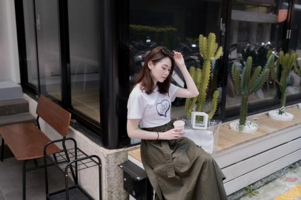 【穿搭】初夏的休閒輕優雅,Ouwey歐薇名品穿搭分享