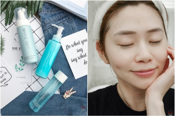 【保養】肌膚自由呼吸就靠溫和深層卸妝洗臉,大量保濕成分讓你透亮不乾澀緊繃!