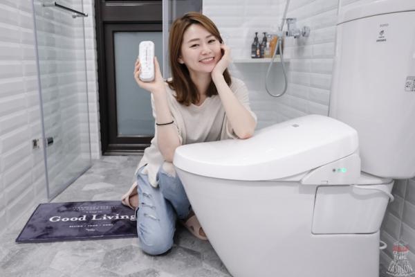 【開箱】免治馬桶推薦!Famiclean全家淨數位馬桶座 FC-W7700R,平價超高CP值!直接用水沖洗沒問題,打造時尚衛浴空間!