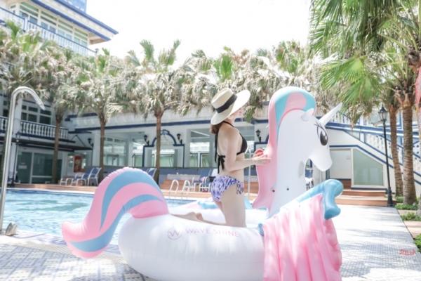 【時尚泳衣】最新WAVE SHINE bikini平價美波神器,無鋼圈超集中美胸比基尼3套實穿推薦