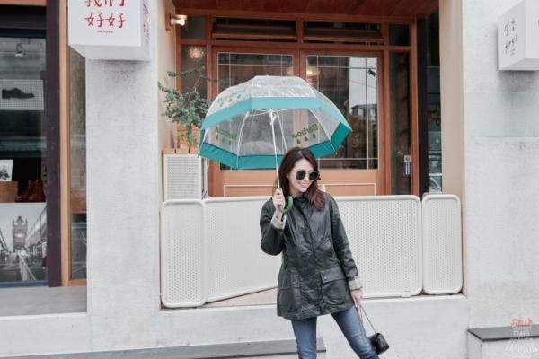【穿搭】圈粉英國皇室三代的Barbour油布夾克,雨天也能很優雅,梅雨季出國必備!