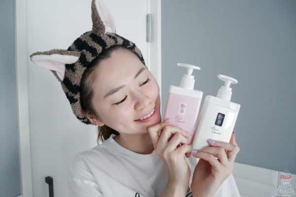 【洗臉】CP值超高的開架 愛維兒 酚享洗面乳,清爽潔淨&保濕彈潤兩款分享
