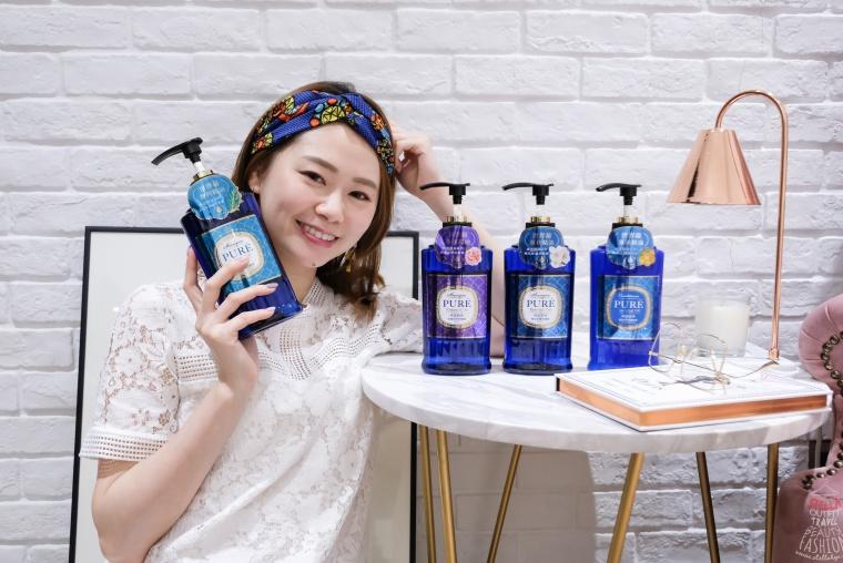 【洗髮精】PURE純戀精油系列,0%無矽靈,每次洗頭都如同做頂級精油SPA般享受!