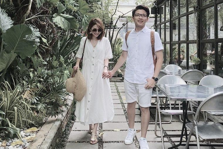 【泰國旅遊穿搭】2018七月,盛夏曼谷旅行6天5夜這樣穿