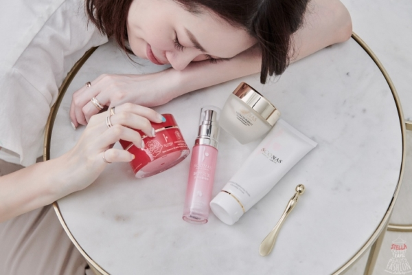 【保養】Sconas讓你的肌膚維持在30歲的狀態!全系列玫瑰香氣,保養同時也放鬆療癒~