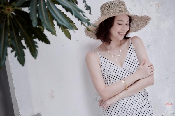 【飾品】IG最火最紅的輕珠寶Wanderlust+Co.,簡單或層疊都非常有特色,很夏日優雅啊!