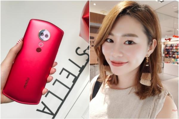 【開箱】最新美圖手機T9,客製美顏+變瘦長腿,秒變潮模網美!!