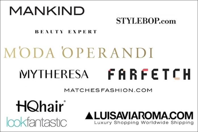 【2019雙11海外電商折扣碼優惠/推薦清單總整理】Mytheresa、Luisaviaroma、Farfetch、Matchesfashion、Selfridges、Lookfantastic、Beauty Expert等(2019持續更新中)