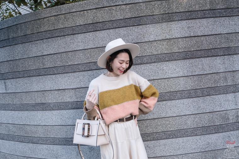 【穿搭】2019韓貨艾蜜十一月號。超美毛衣,還有佛心價絕美時髦90%羊毛大衣唷!