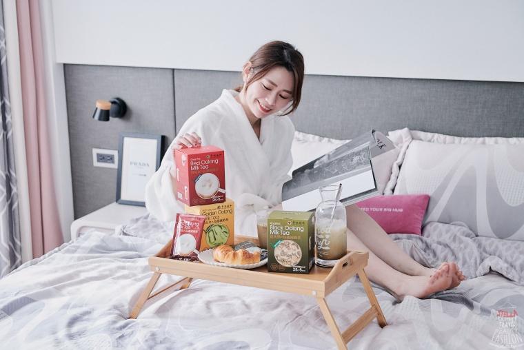 【品味生活】金品茗茶三款烏龍純奶茶,原葉研磨,茶香層次喝得到!