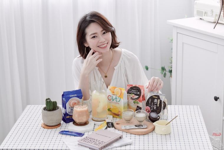 【小廚娘】日本必買的日東紅茶皇家奶茶沖泡包,隨身攜帶隨時泡!自己在家簡單做出3款創意飲品