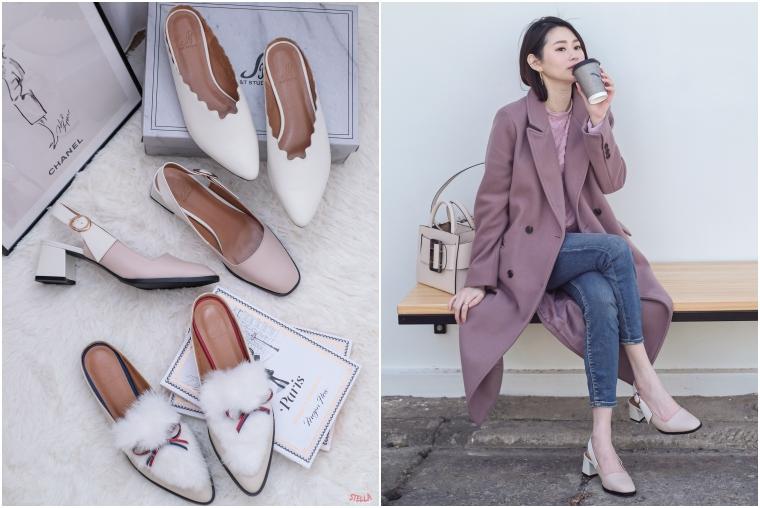 【鞋】S&T Studio質感春鞋,孕媽咪必備時髦好穿好走真皮美鞋!